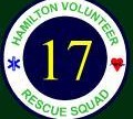 Hamilton Volunteer Rescue Squad logo