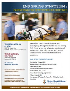 Image of official flyer