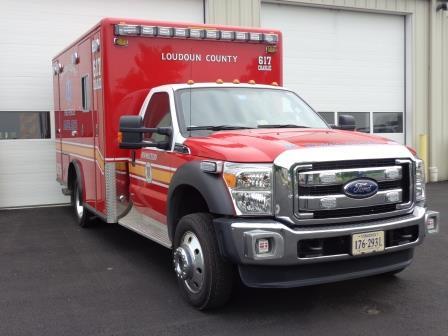 Ambulances: A617C