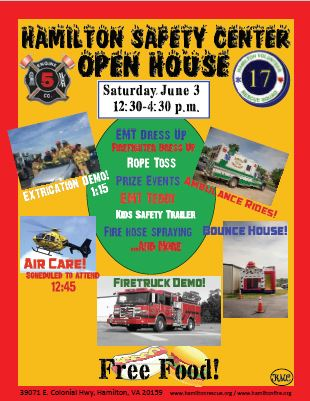 Thumbnail image of Open House flyer